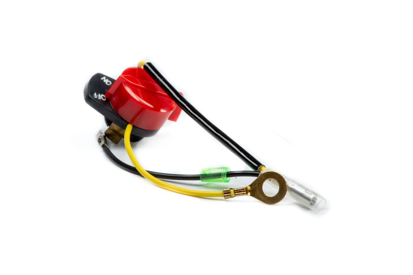 Vypínač motoru HONDA GX - 2 vodiče - 36100-ZE1-015