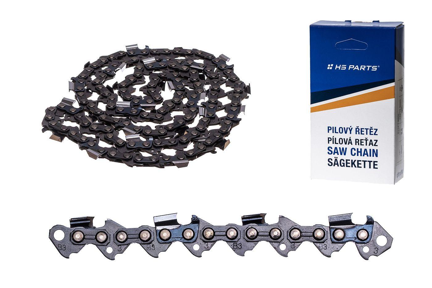 """HS PARTS Pilový řetěz .325"""" .063"""" (1,6 mm) 62 čl."""