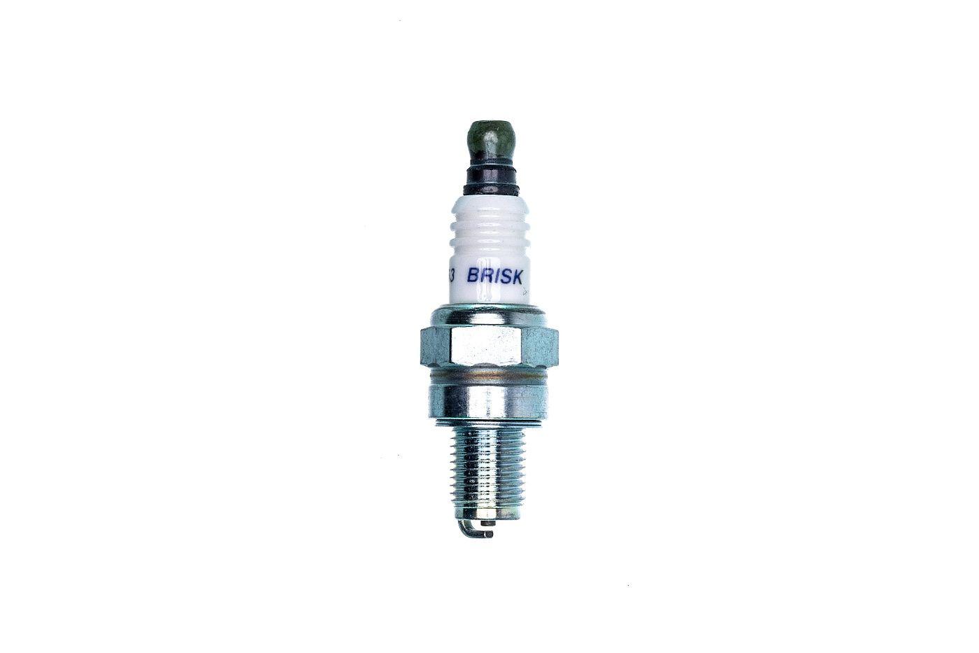Zapalovací svíčka BRISK TR15C pily/křovinořezy STIHL HUSQVARNA - CMR6H