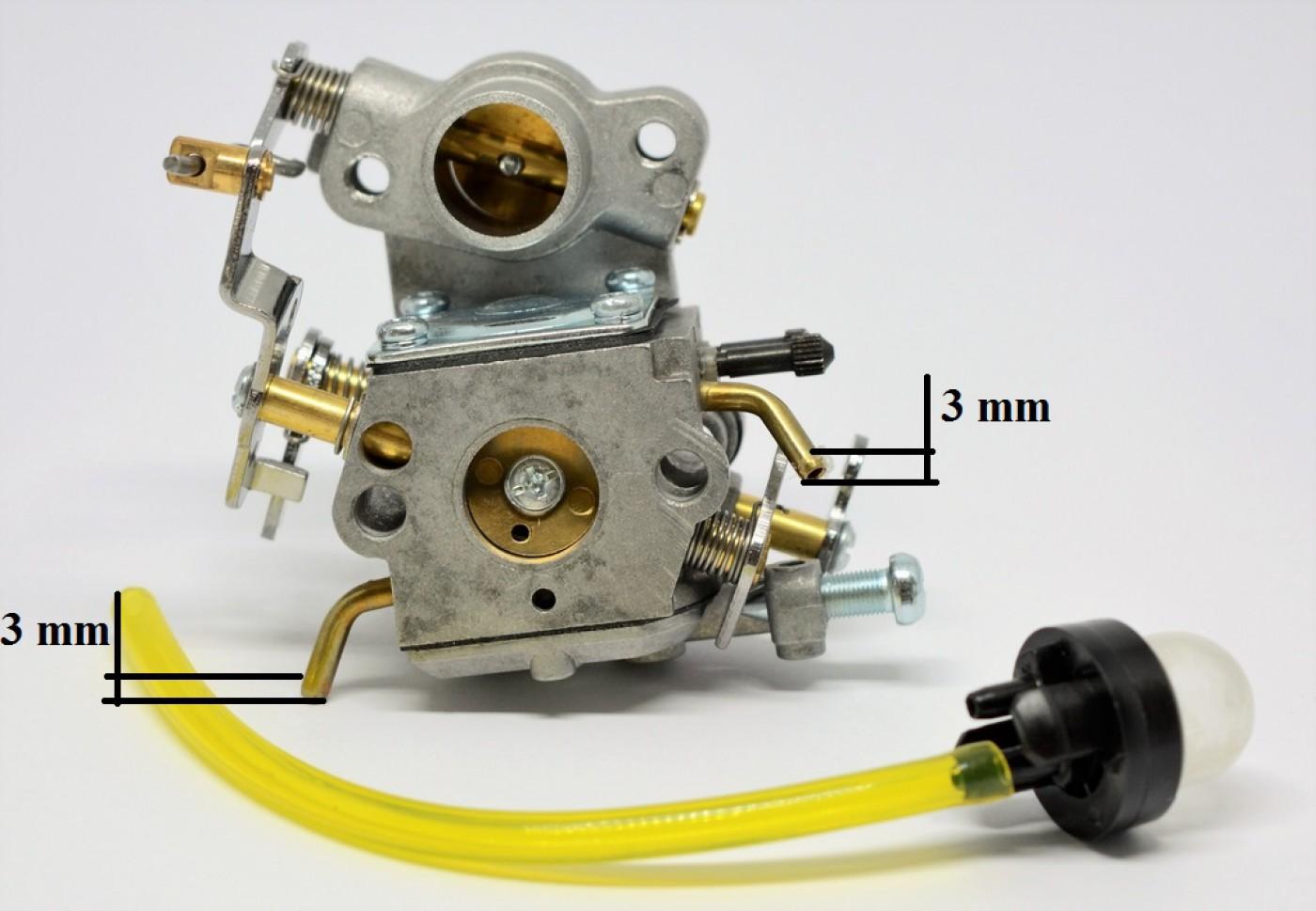 Karburátor Poulen C1M-W26C