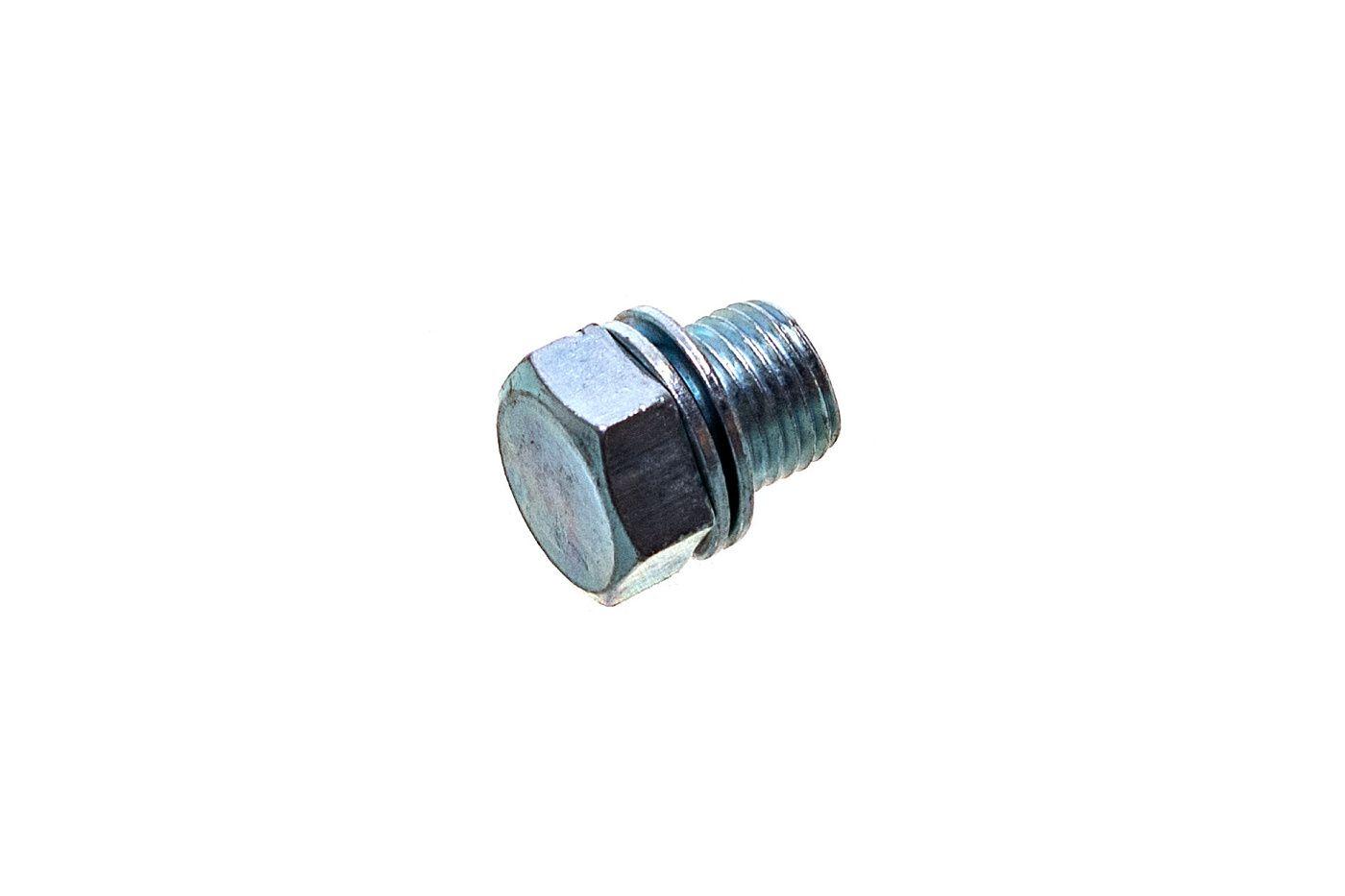 Šroub dekompresního ventilu  M10 x 1,0 - Husqvarna 55 345 346 350, Stihl 361 360 440 362