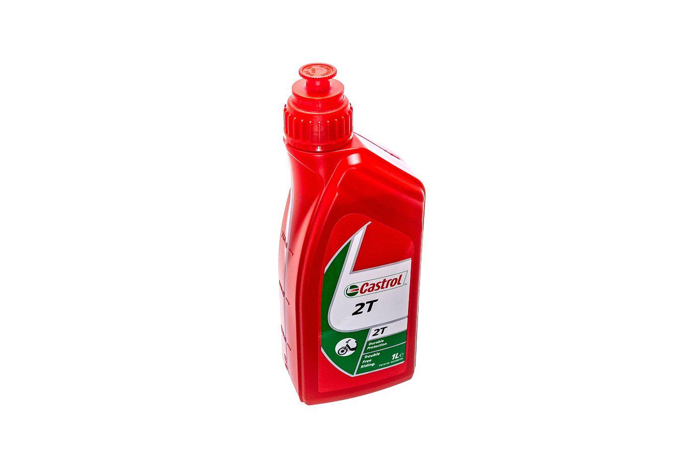 Motorový olej CASTROL 2T - 1L - SUPER AKCE