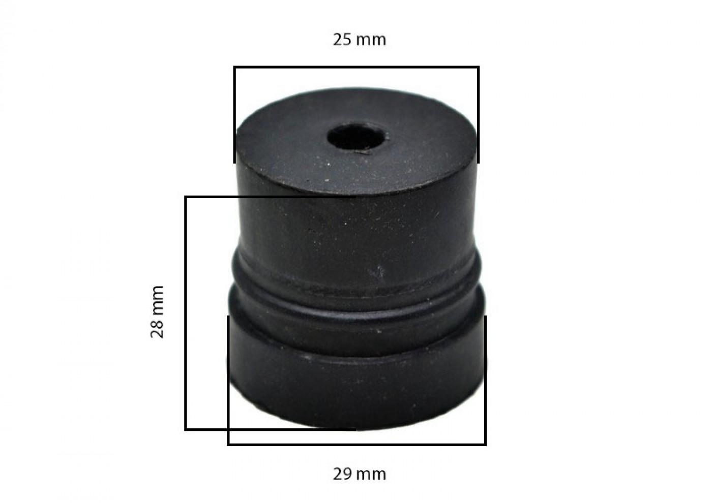 Silenblok 2 Stihl MS260 MS240 026 024 MS380 MS381 MS880 TS400 - 1121 790 9912
