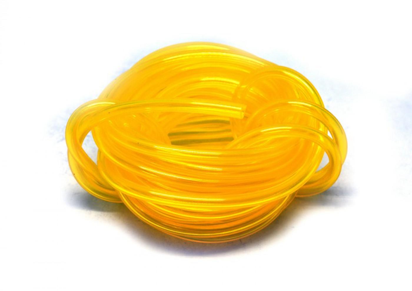 Palivová hadička 3 mm x 5,5 mm -5 metru