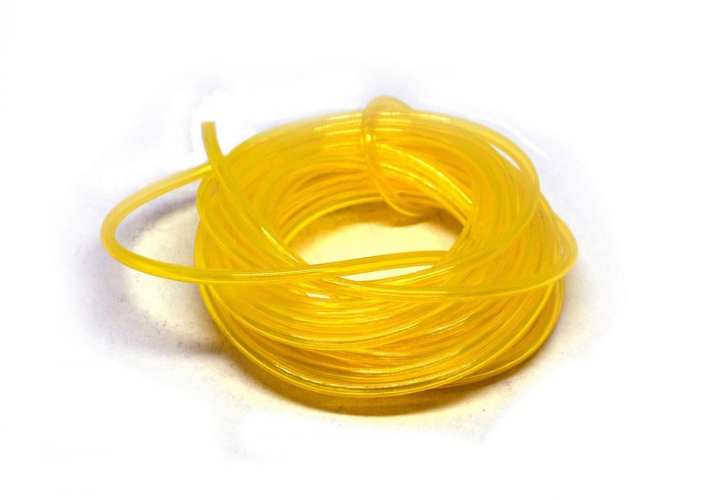 Palivová hadička 2 mm x 3,5 mm - 5 metru