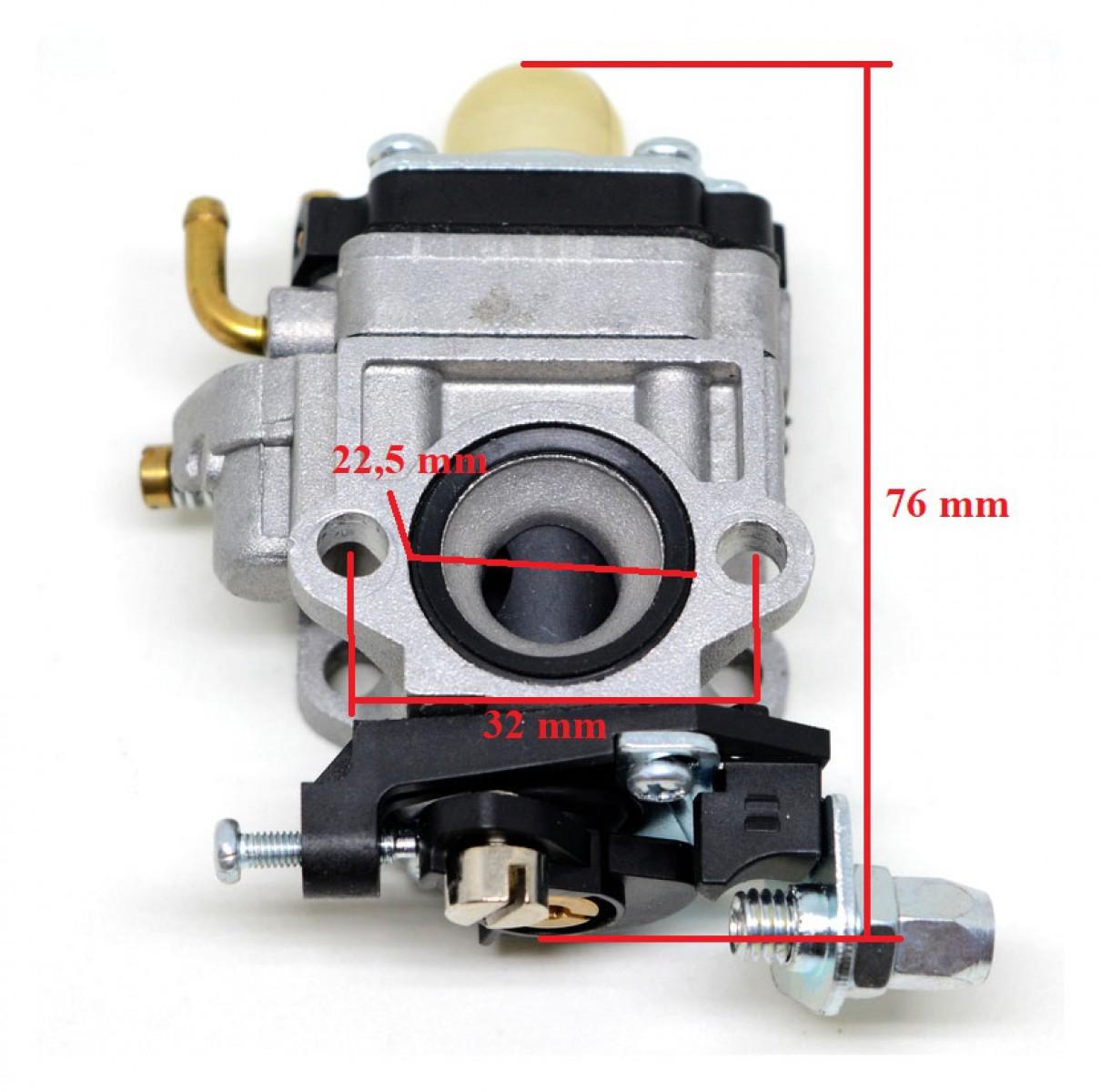 Karburátor ECHO SRM2601