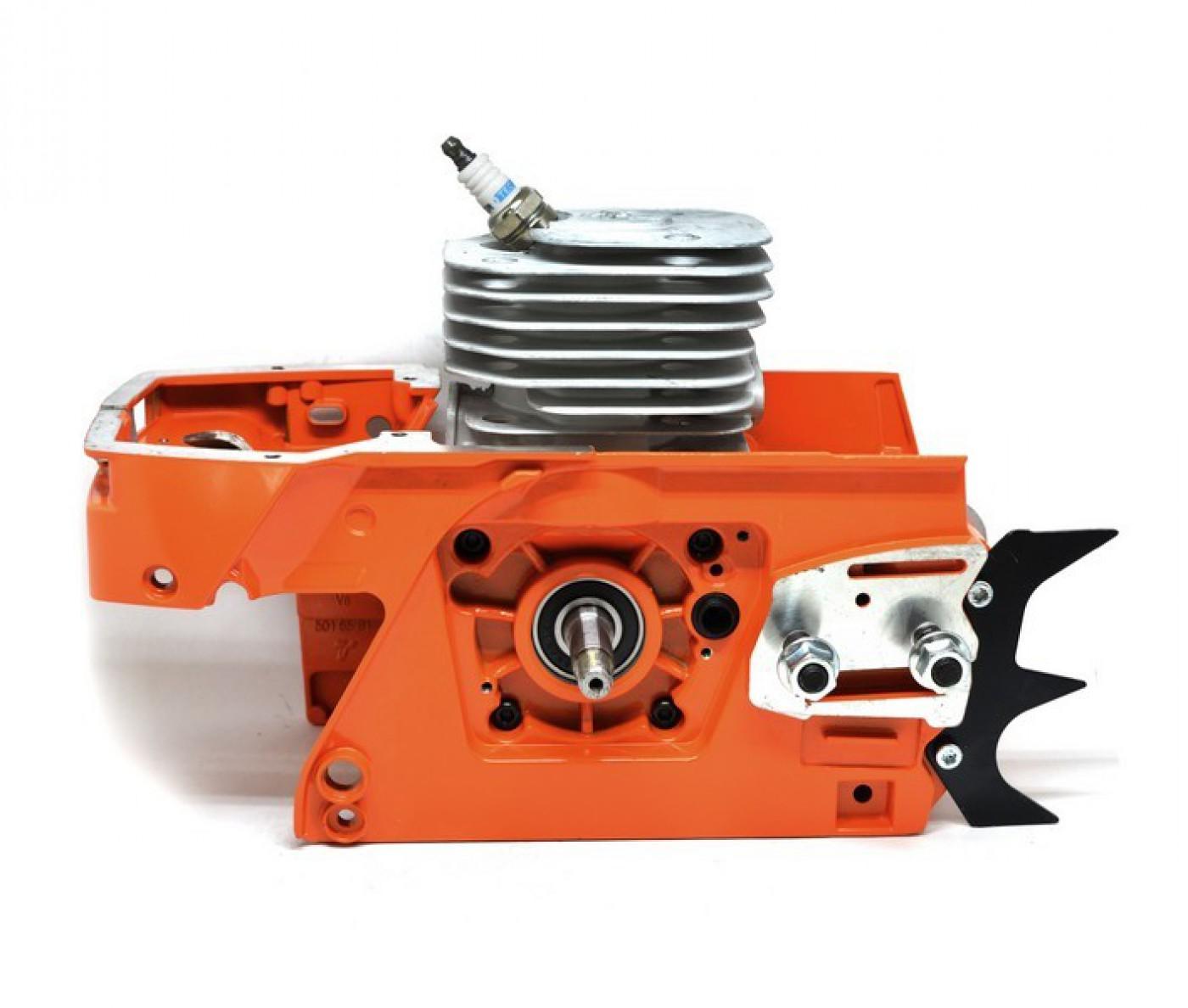 Motor Husqvarna 268 + kliková skříň
