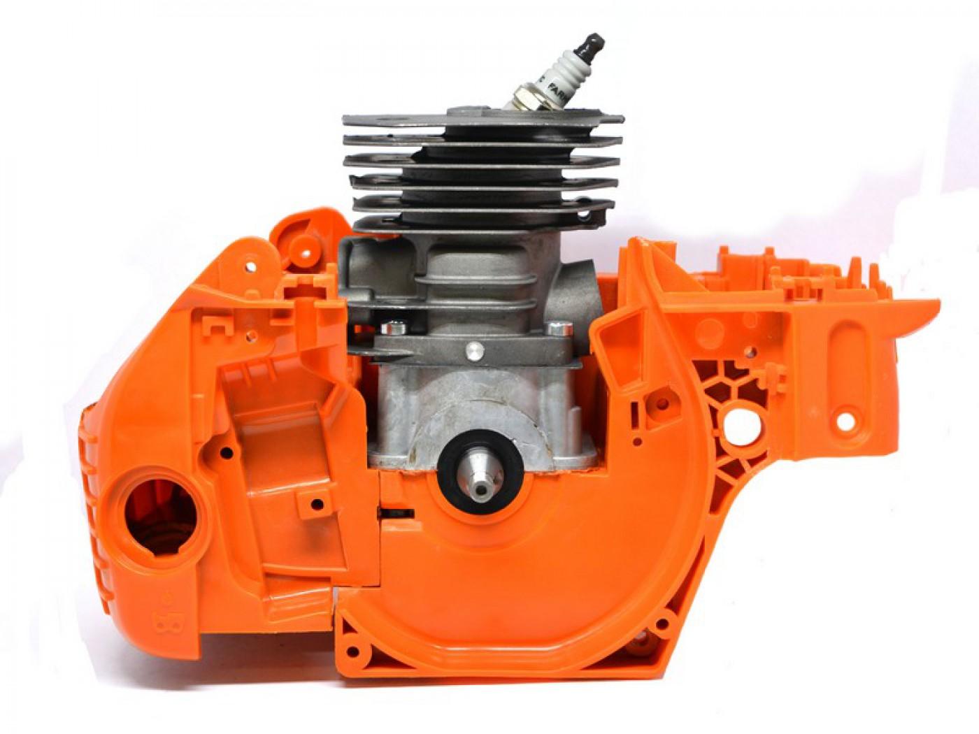 Motor Husqvarna 350 + kliková skříň