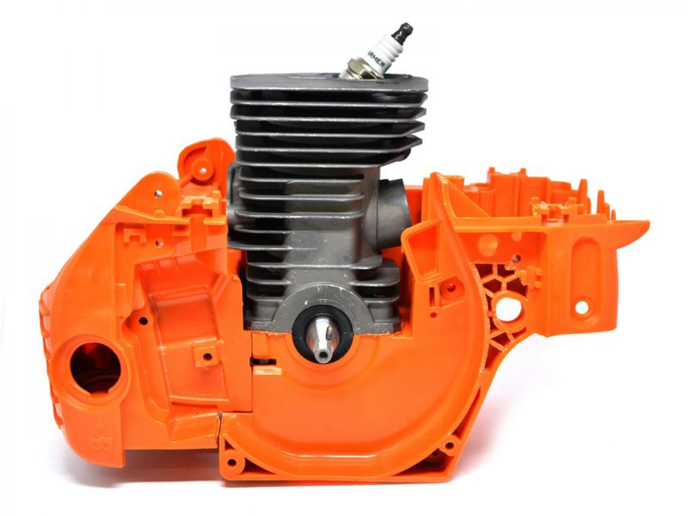 Motor Husqvarna 345 + kliková skříň