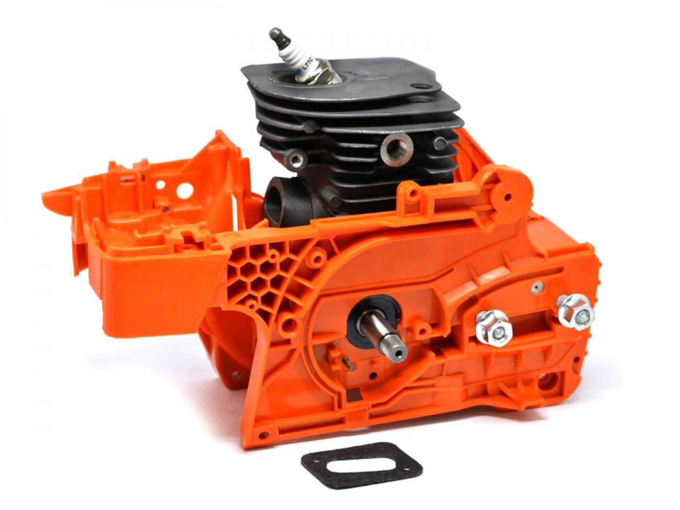 Motor Husqvarna 345 + kliková skříň AKČNÍ CENA ušetříte 1500 Kč