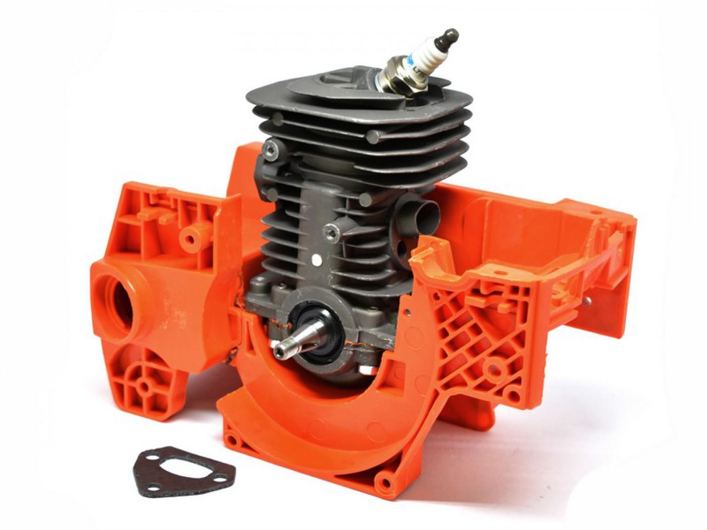 Motor Husqvarna 137 142 - UŠETŘÍTE 655 Kč + kliková skříň