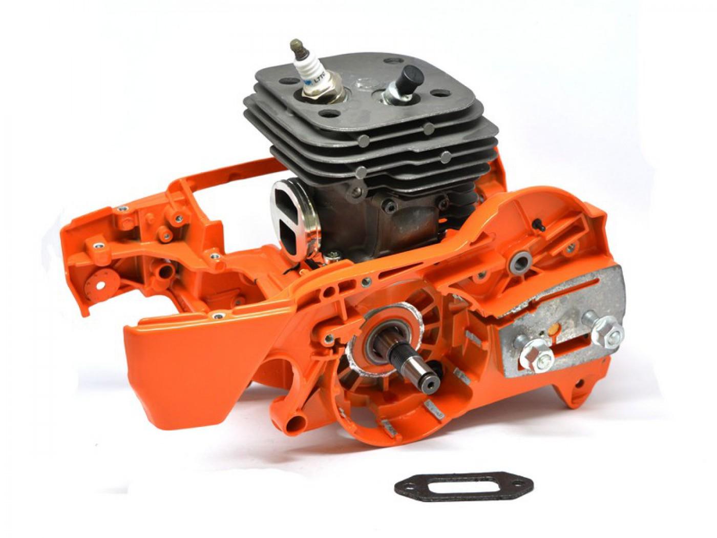 Kompletní motor Husqvarna 365 x-torq 372 xp x-torq SUPER AKCE sleva 1590 Kč