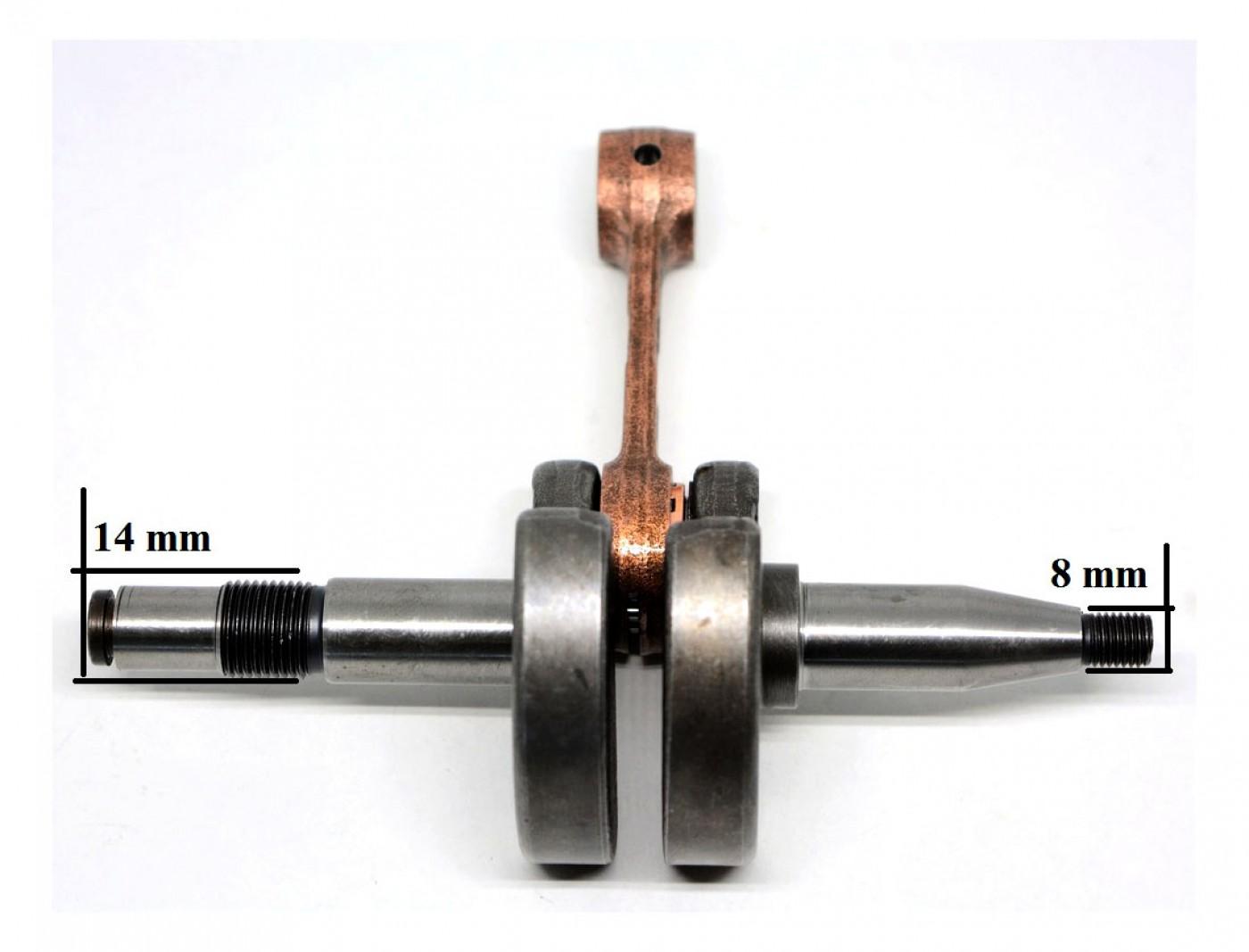 Kliková hřídel Jonsered CS2165 CS2165 EPA