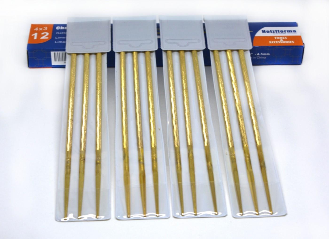 Pilník 12x rozměr 4,5 mm