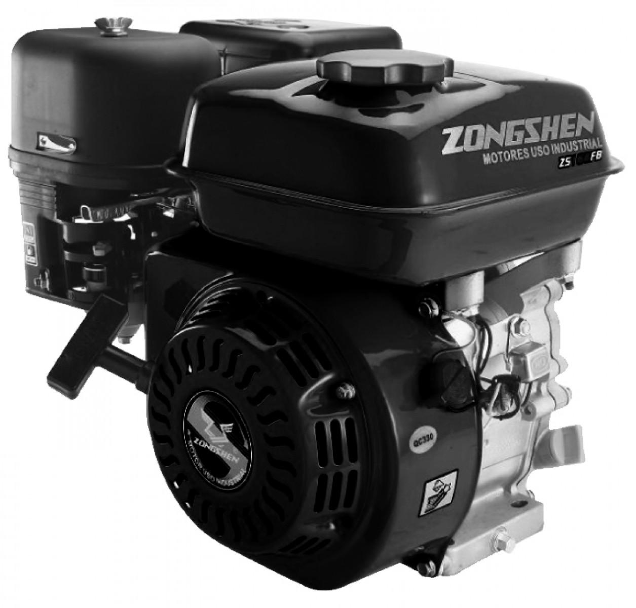 Motor ZONGSHEN 188F 389cc 13,0 horizontální hřídel