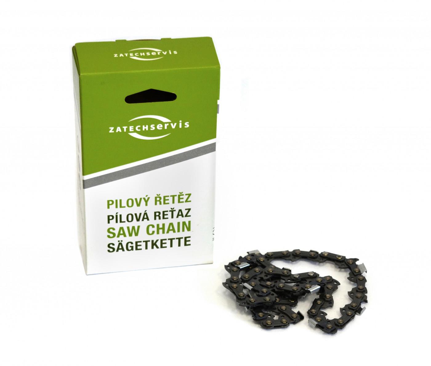 Pilový řetěz pro Stihl .325, 1,6mm - 74 článků (hranatý zub)