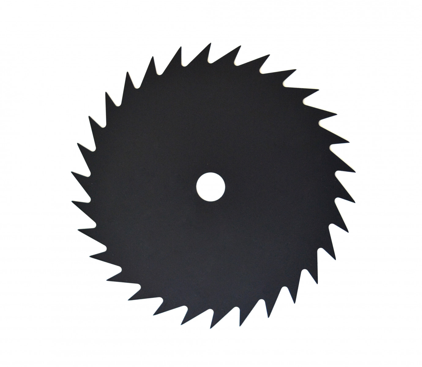 Ocelový nůž pro křovinořezy univerzální 30 - zubý  (25,4mm/255mm/1,8mm)