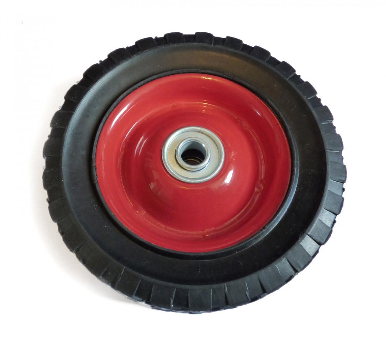 Univerzální kolo 175mm - kovové ložisko, pryžová pneumatika