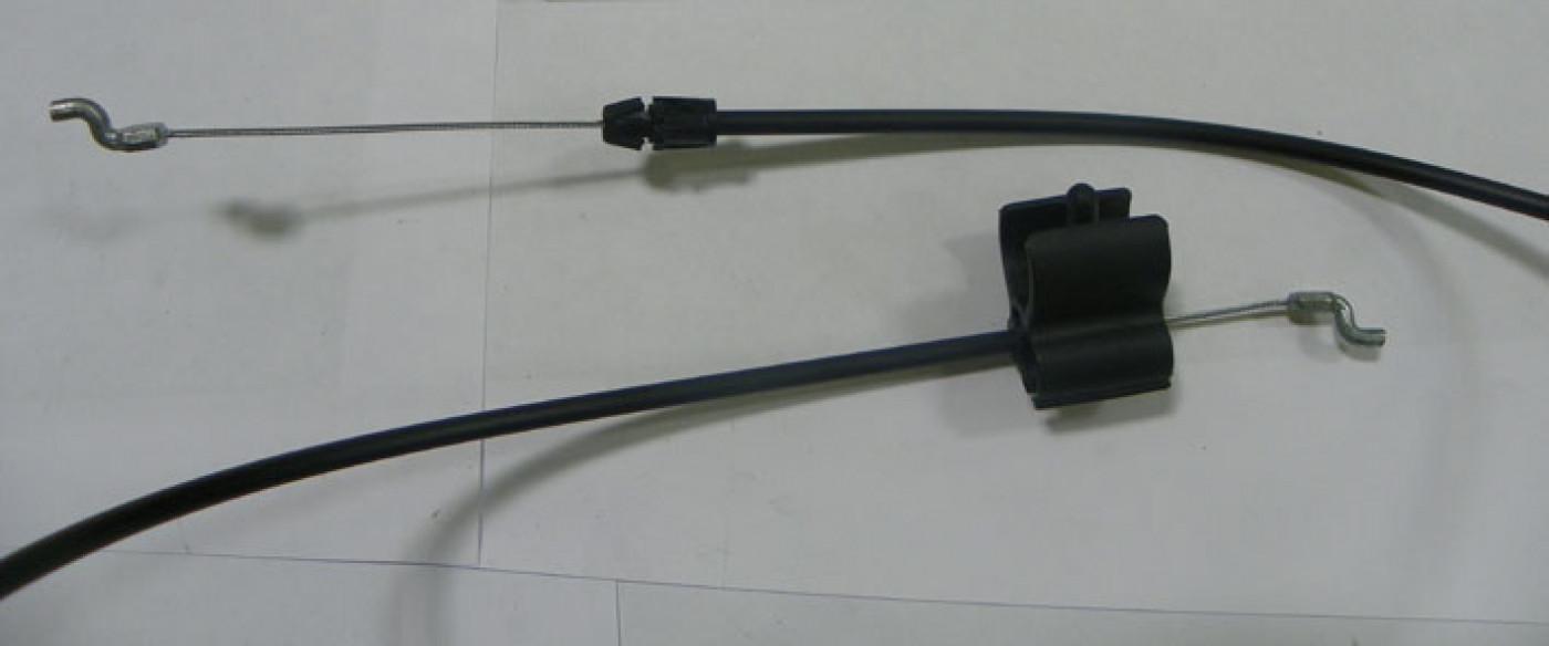 Brzdové lanko SEKAČKY HUSQVARNA NOVÝ TYP 1315mm x 1150mm - 420939