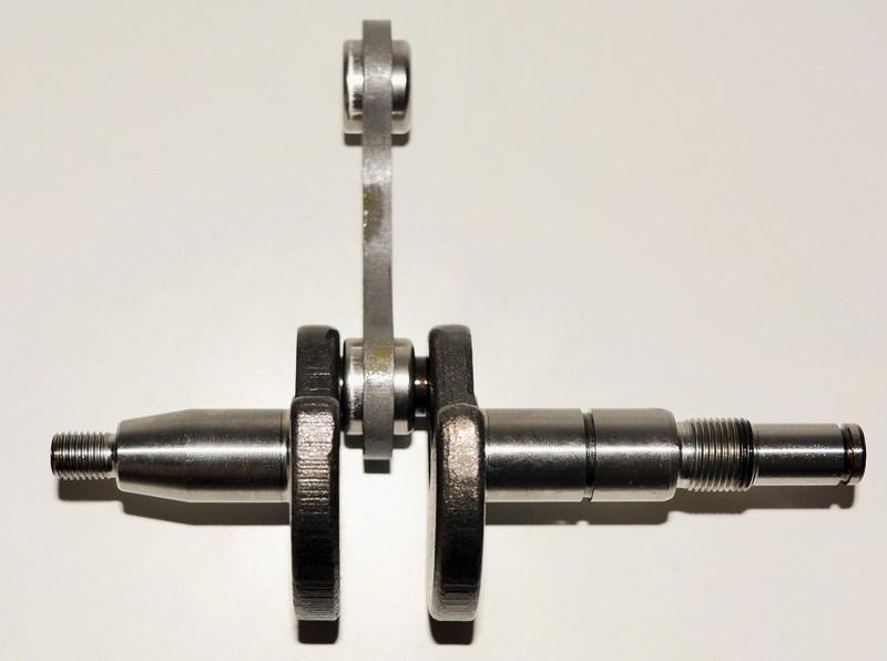 Kliková hřídel Stihl MS171 MS 181 MS 211