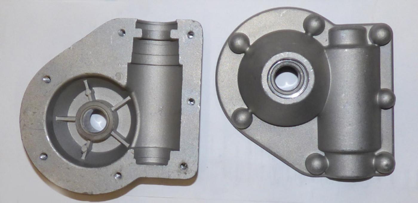 Plášť převodovky rotoru ZLST651Q PRAVÝ - SJ-101A