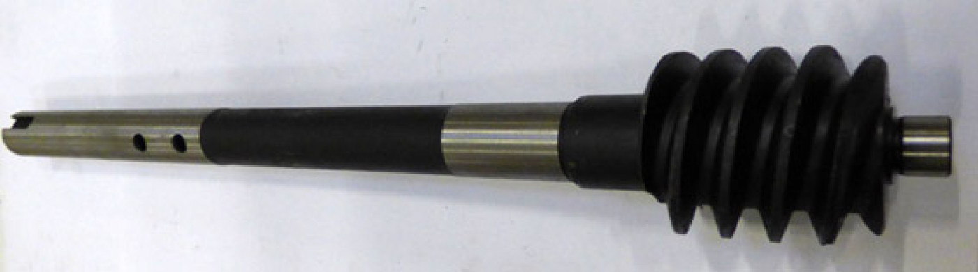Šneková hřídel převodovky rotoru ZLST651Q - SJ-030