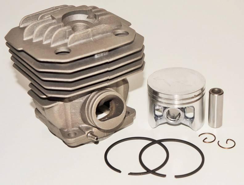 Kolben und der Zylinder für Oleo Mac 961 962 - 48 mm