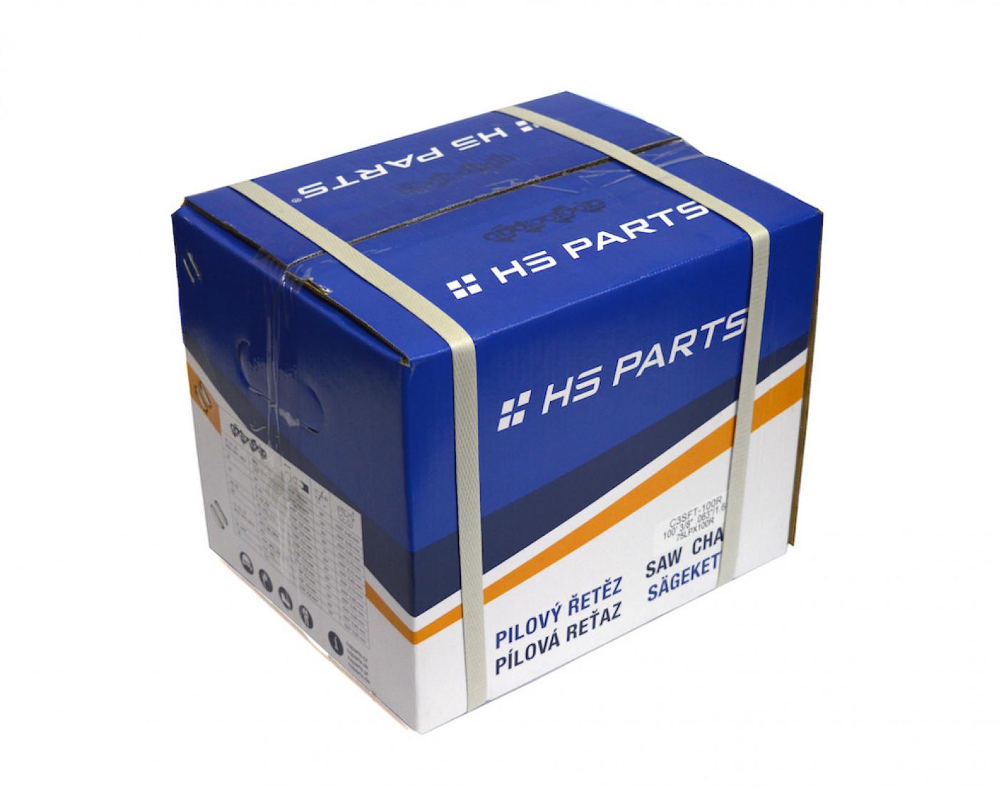 """HS PARTS řetězová role pro Stihl .325"""" 1,6mm - 1848 článků (hranatý zub)"""