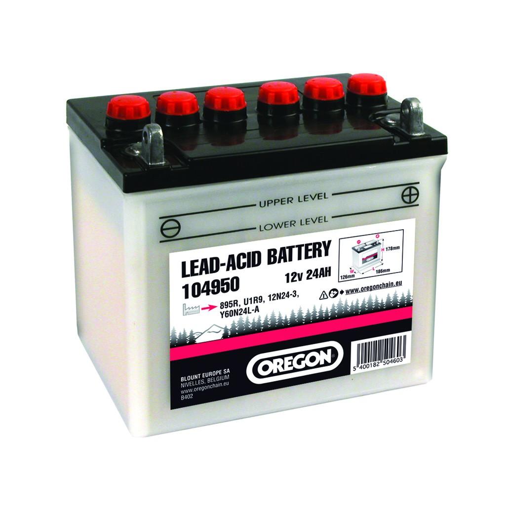 Baterie 12v 24AH (186x125x176) 12N24-3