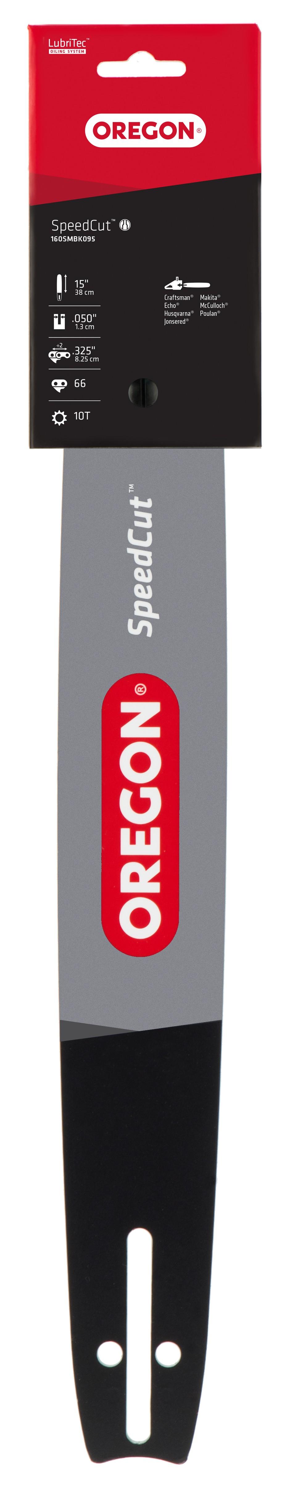 """Vodící lišta PRO-LITE SpeedCut 160TXLBA074 16""""(40cm) 325"""" 1,3mm"""