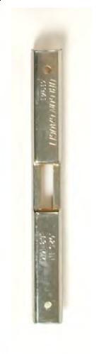 Měrka pro snížení omezovacích patek 0,65 mm