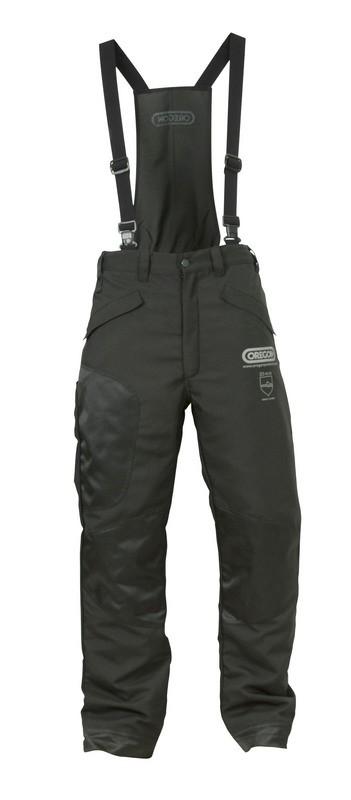 Protipořezové kalhoty WAIPOUA se zadním laclem, typ A