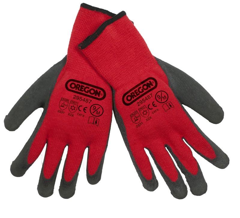 Pracovní rukavice do chladného počasí M,L,XL