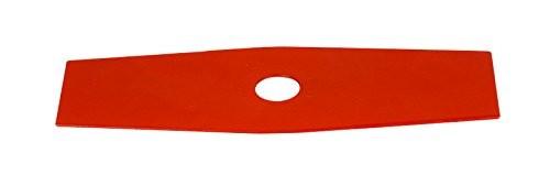 Ocelový nůž pro křovinořezy 2-zubý - 255mm x 1,4mm, montáž univerzální