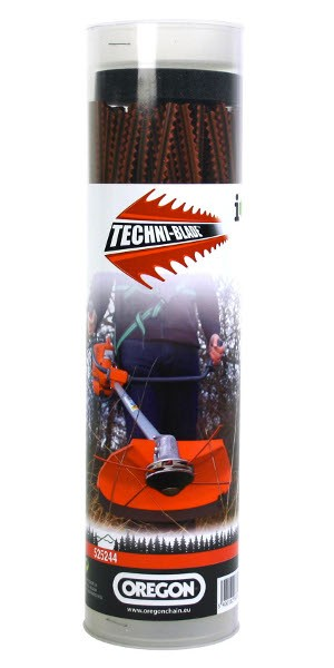 Žací struna červené Techni-Blade 7,00mm x 26cm x 155ks.