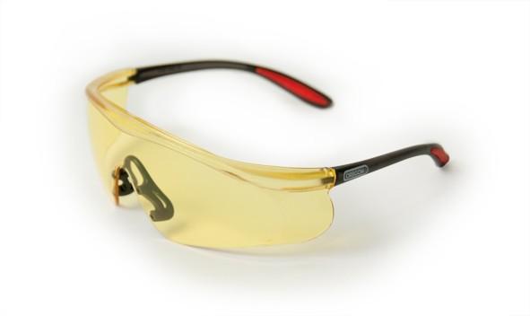 Ochranné brýle - žluté