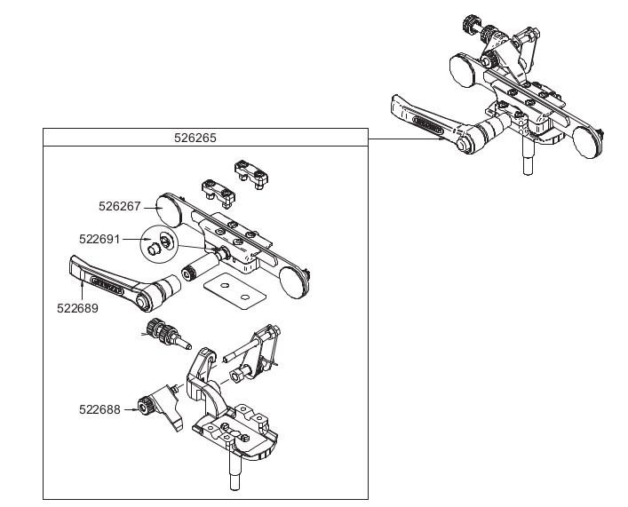 Kompletní upínací zařízení (519789)