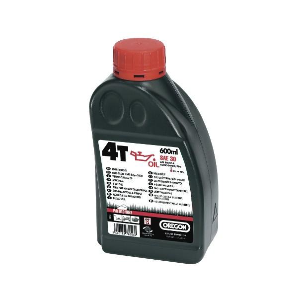 Motorový olej 4takt. 600 ml SAE30 (sezónní)