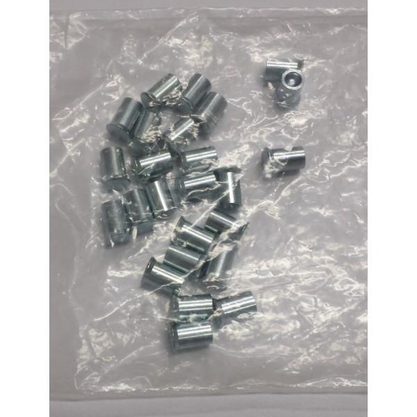"""Nýt kolečka pro HS lišty Harvestor 1Ks. - pro výměnné vodící kolečko (101918) - .404 / 2,0mm"""""""