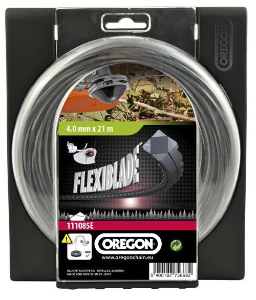 Žací struna FLEXIBLADE 4,00mm x 21m