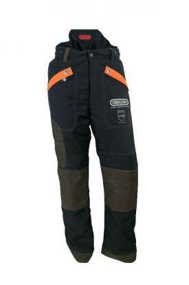 Protipořezové kalhoty bez laclu Waipoua