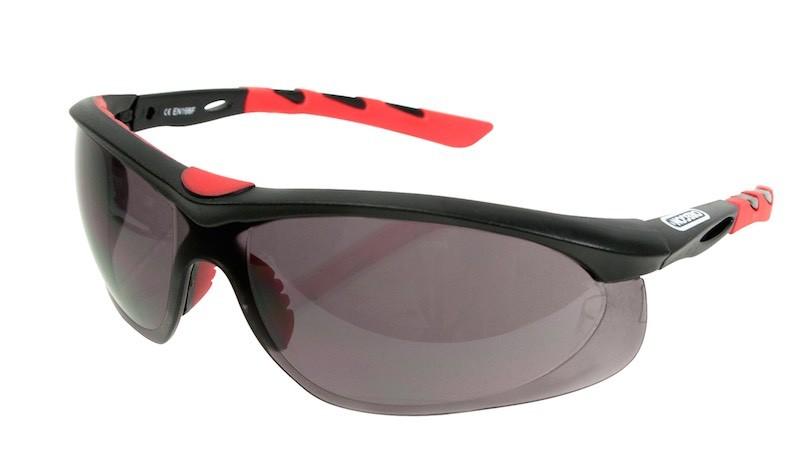 Ochranné brýle - černé (sportovní design)