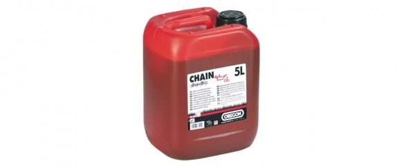 Minerální olej pro mazání pilových řetězů 5L