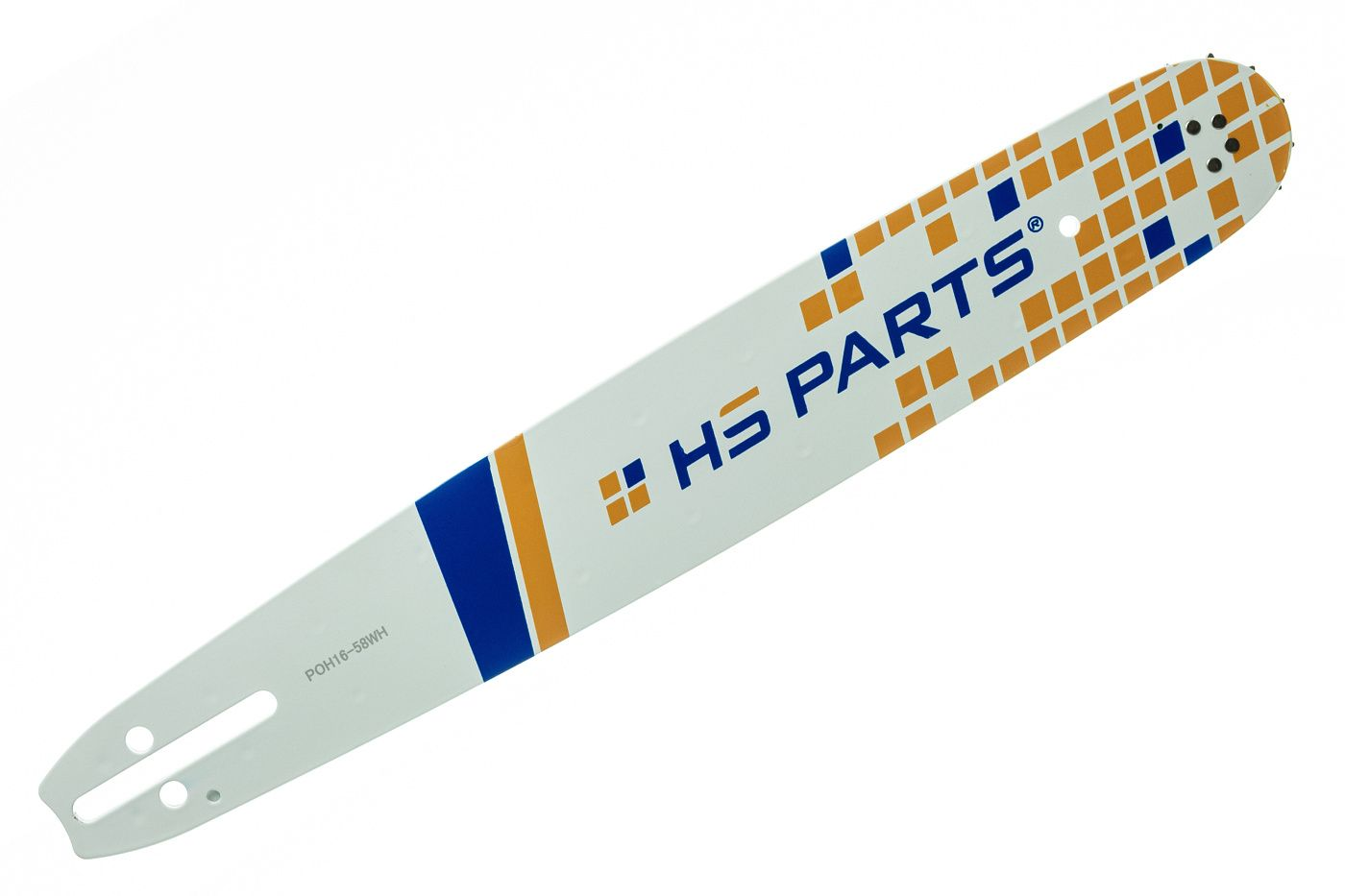 "HS PARTS Vodící lišta 16"" (40 cm) .325"" .058"" (1,5 mm) 66 čl."