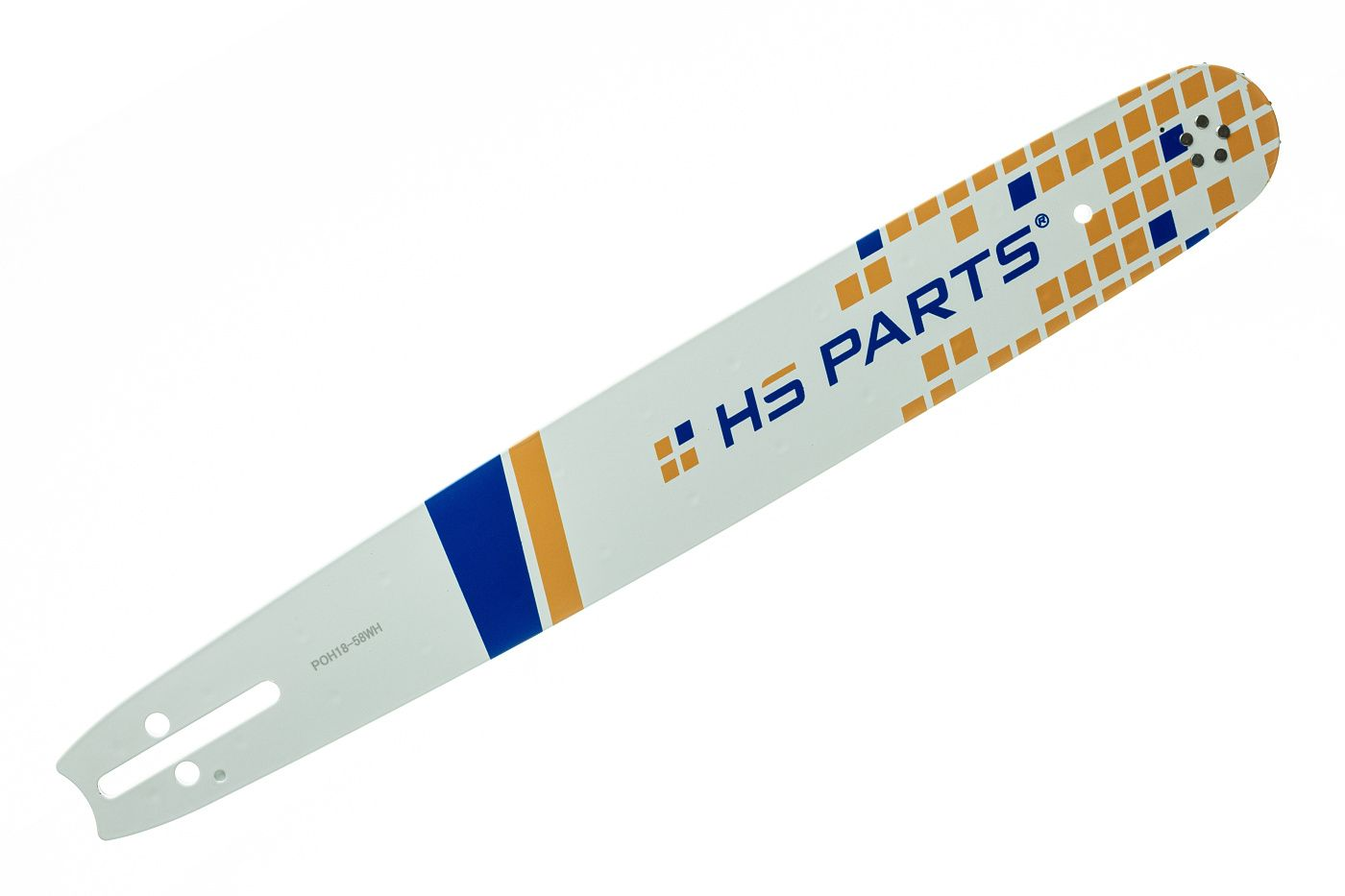"HS PARTS Vodící lišta 18"" (45 cm) .325"" .058"" (1,5 mm) 72 čl."