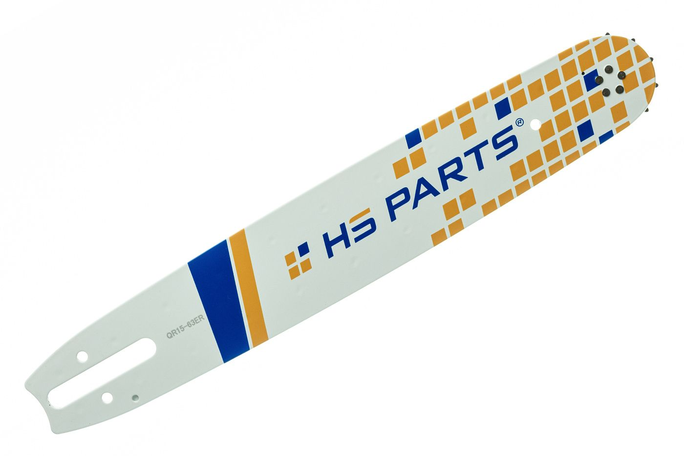 "HS PARTS Vodící lišta 15"" (38 cm) 3/8"" .063"" (1,6 mm) 56 čl."