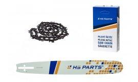HS PARTS Akční set vodící lišta 18