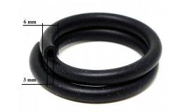 Benzínová hadička UNI 3 mm x 11 mm