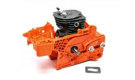 Polomotor Husqvarna 350 + kliková skříň Akční cena ušetříte 1500 Kč