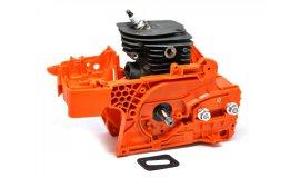Polomotor Husqvarna 340,345 + kliková skříň AKČNÍ CENA ušetříte 1500 Kč